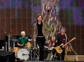 Rolling Stones - Hyde Park   © Simone Joyner/Getty Images