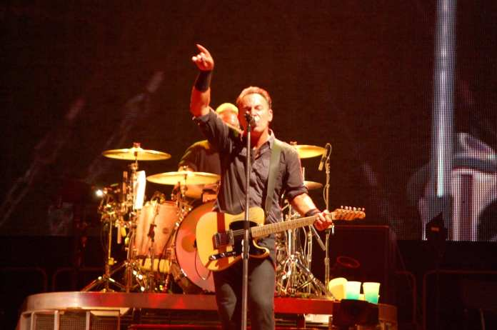 Treves Blues Band opening act di Bruce Springsteen al Circo Massimo