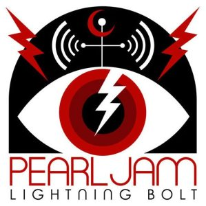 Pearl Jam - Lightning Artwork