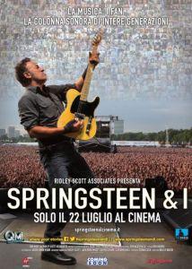Springsteen & I - Locandina