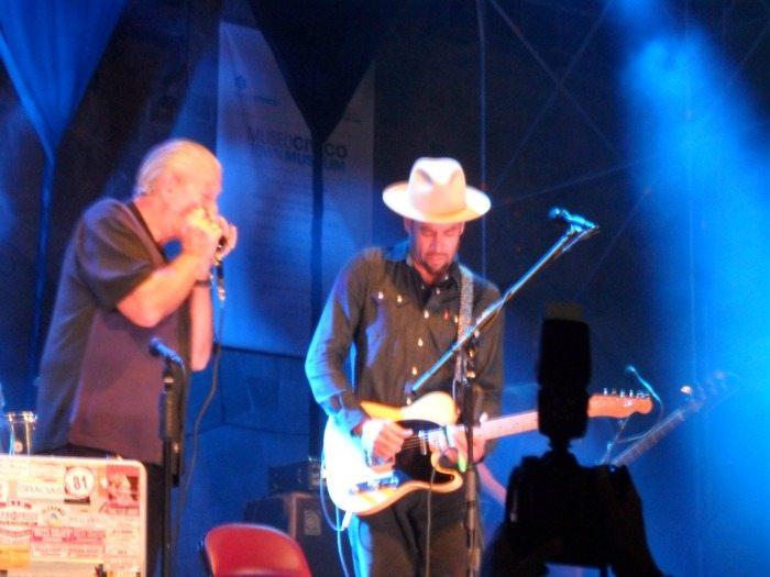 Ben Harper e Charlie Musselwhite: il vecchio blues sbarca a Pistoia