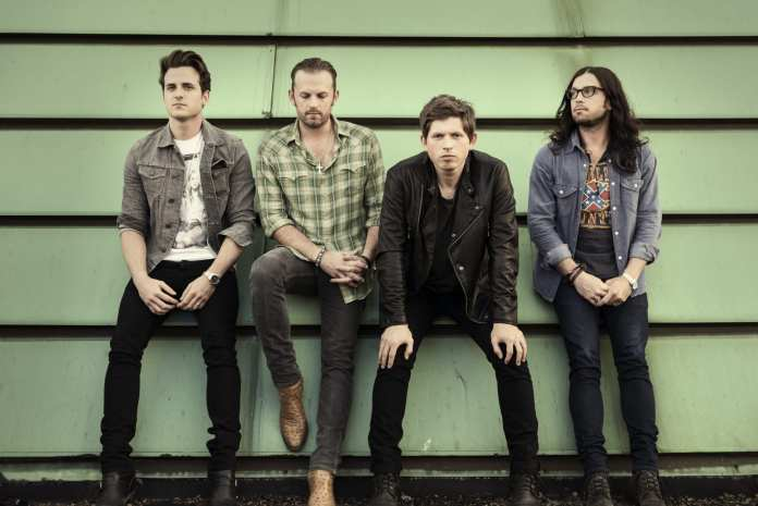 """Waste a moment"" è il nuovo singolo dei Kings of Leon"