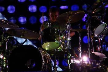 Mike Byrne - Smashing Pumpkins - Rock In Roma