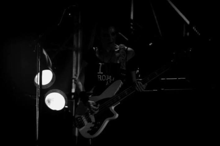 Nicole Fiorentino - Smashing Pumpkins - Rock In Roma