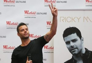 Ricky Martin | © Scott Barbour/Getty Images