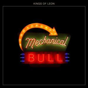 Kings Of leon - Mechanical Bull - Artwork