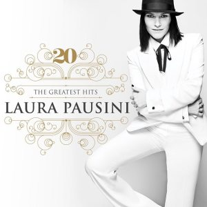 """Cover """"20 - The Greatest Hits"""" Laura Pausini"""