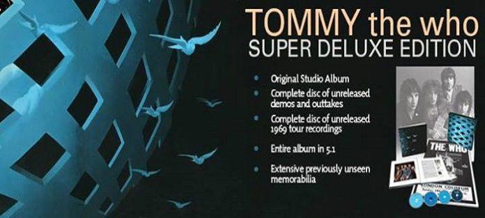 """The Who, """"Tommy"""" rimasterizzato e inedito nella Super Deluxe Edition"""