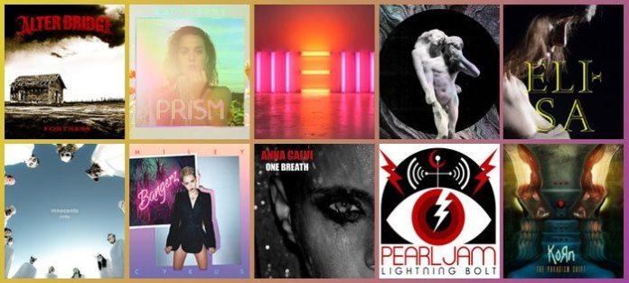 Uscite discografiche Ottobre 2013: dagli Arcade Fire a Katy Perry