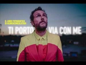Jovanotti, libro fotografico di #lorenzoneglistadi