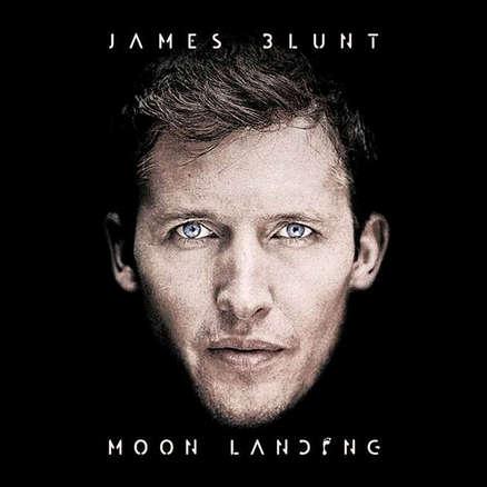 "James Blunt torna con il nuovo album ""Moon Landing"""
