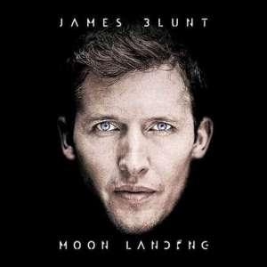 James Blunt - Moon Landing - Artwork
