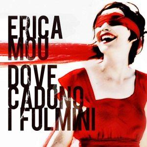 """Cover """"Dove cadono i fulmini"""" Erica Mou"""