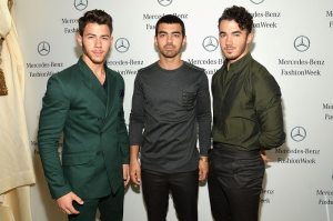 Jonas Brothers | © Mike Coppola/Getty Images for Mercedes-Benz