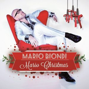 "Cover ""Mario Christmas"" Mario Biondi"