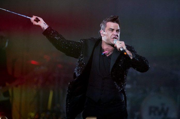 Robbie Williams | © Ferdy Damman/AFP/Getty Images