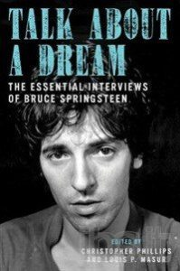 Bruce Springsteen - Talk About a Dream:The Essential Interviews of Bruce Springsteen - Copertina