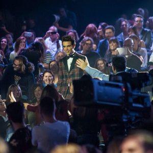 Mika X Factor © Instagram