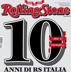 Rolling Stone Italia 10 Anni