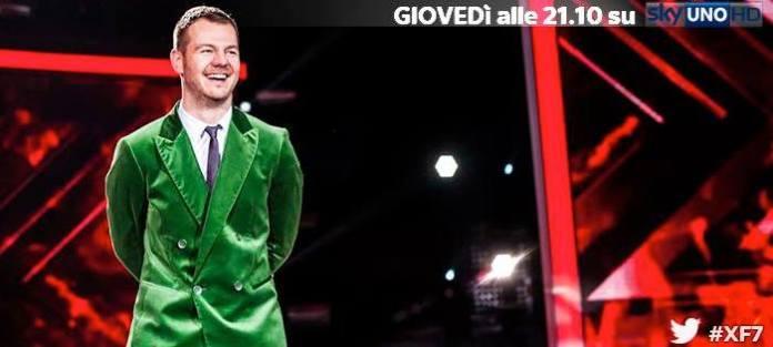 X Factor 7 si prepara al Quinto Live Show con Editors e Fedez
