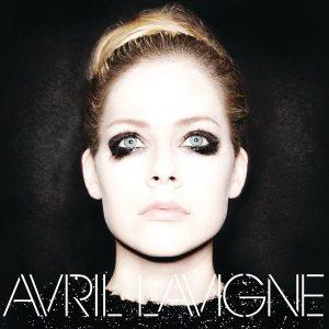 """Avril Lavigne - """"Avril Lavigne"""" - Cover"""