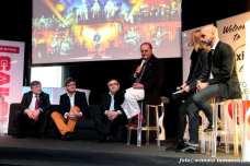 Renzo Arbore alla Conferenza Stampa Zed! | © Mimmo Lamacchia