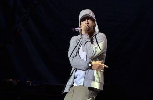 Eminem | © PIERRE ANDRIEU/AFP/Getty Images
