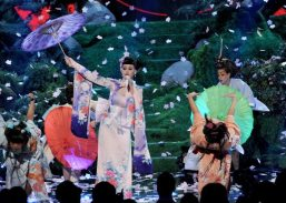 Performance Katy Perry | © Kevin Winter/Getty Images