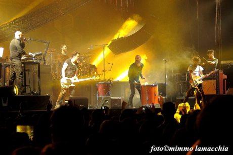 Negramaro Live show Mantova | © Mimmo Lamacchia