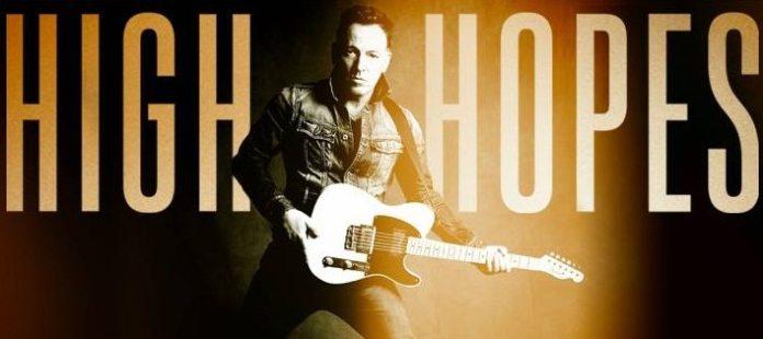 """Bruce Springsteen svela """"High Hopes"""" primo singolo del nuovo album"""