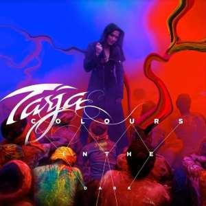 """Tarja - """"colours in the dark"""" - Artwork"""