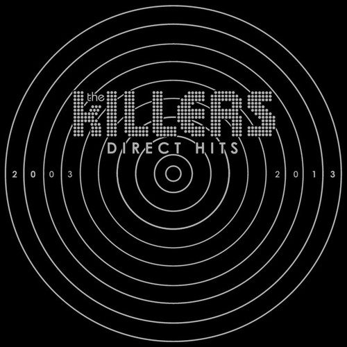The Killers - Direct Hits - Artwork