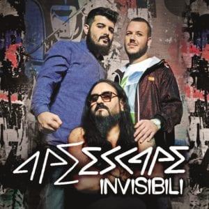Ape Escape - Invisibili - Artwork