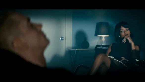 "Eminem e Rihanna - Screenshot del video ""The Monster"""