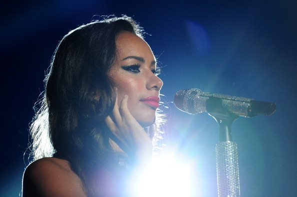 Leona Lewis |© LEON NEAL/AFP/Getty Images