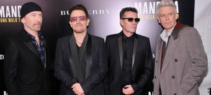U2, il saluto della band a McGuinness