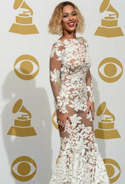 Beyoncé - Grammy Awards | © JOE KLAMAR / Getty Images