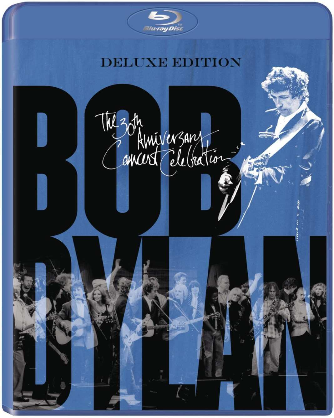 Bob Dylan - The 30th Anniversary Concert Celebration Deluxe Edition - Artwork