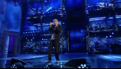 Frankie Hi nrg | Screenshot Sanremo 2014