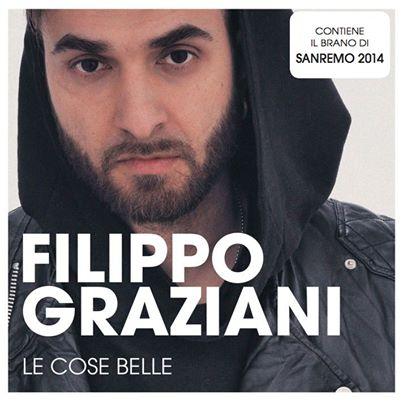 Filippo Graziani - Le cose belle - Artwork