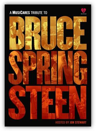 """Bruce Sprigsteen, """"A MusiCares Tribute"""" disponibile in DVD"""