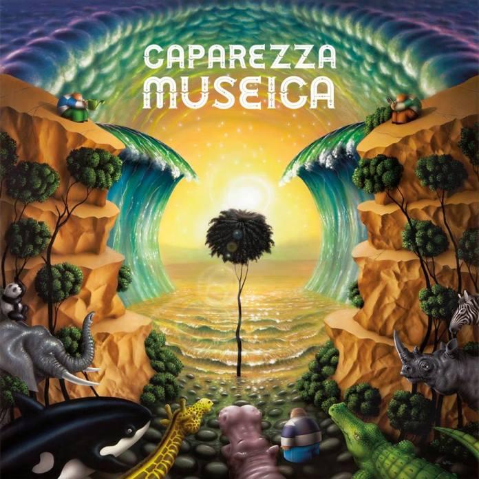 Caparezza - Museica - Artwork