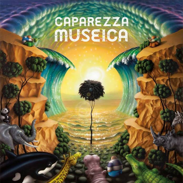 Caparezza - Museica - Artwork