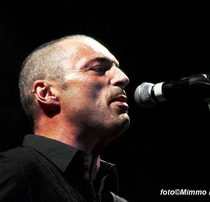 Alex Britti - Gran Teatro Geox | © Mimmo Lamacchia