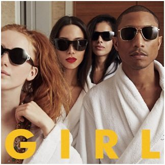 "Pharrell Williams, ""G I R L"" per conquistare le classifiche"