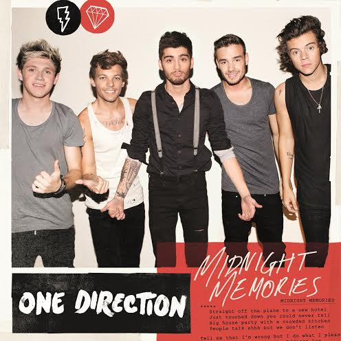 """""""Midnight Memories"""" il singolo fisico dei One Direction"""