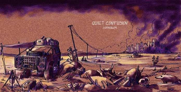 """Quiet Confusion - """"Commodor"""" ©Facebook"""