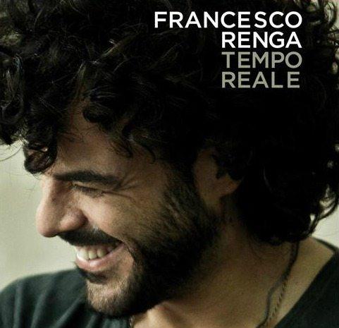 Francesco Renga - Tempo Reale - Artwork