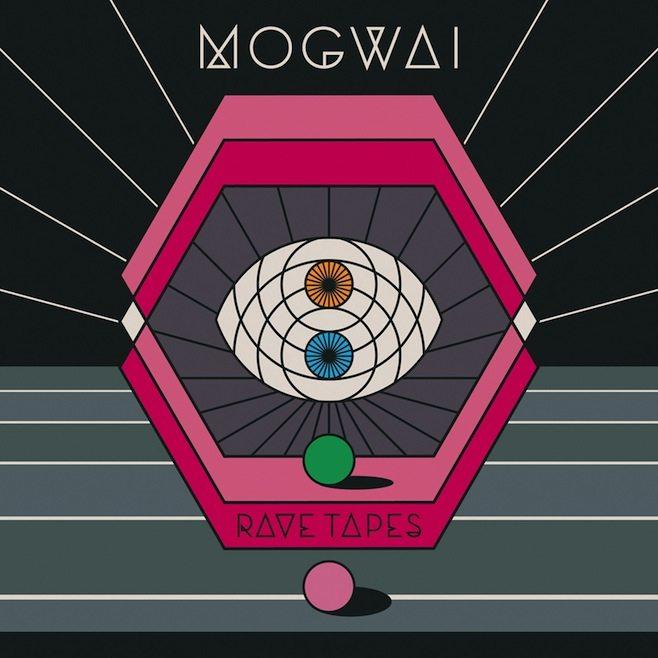 Mogwai - Rave Tapes - Artwork