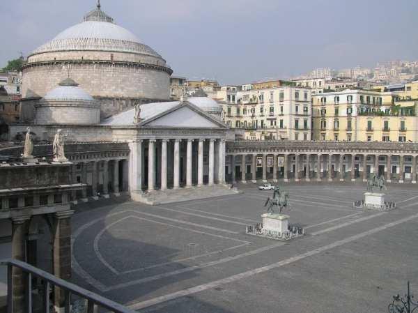 Piazza del Plebiscito | Napoli